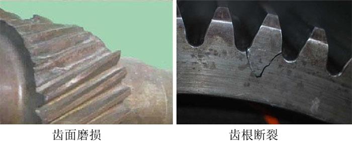 农机具齿轮的主要失效形式